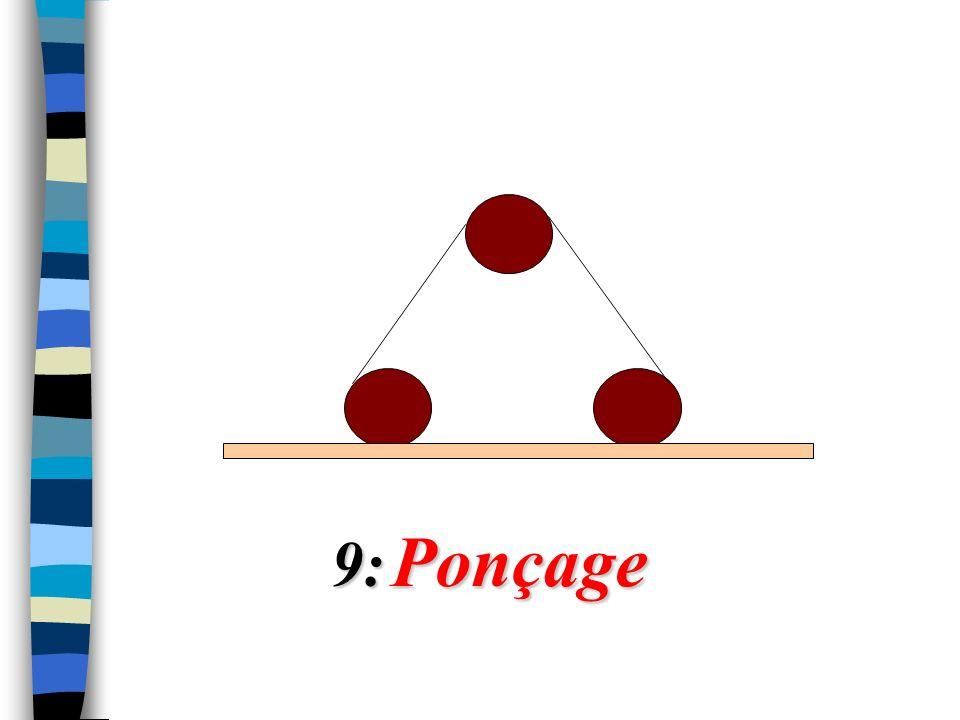 Ponçage 9: