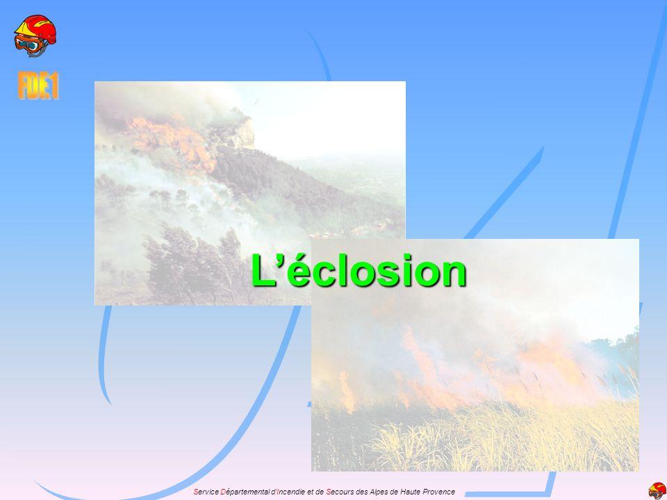 L'éclosion