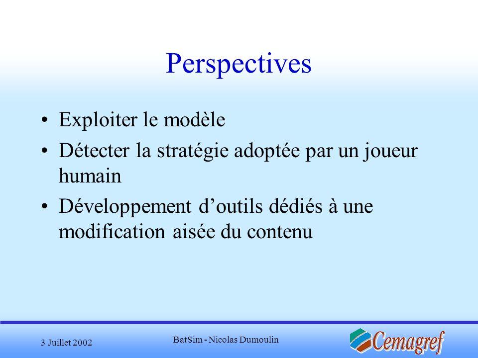 BatSim - Nicolas Dumoulin