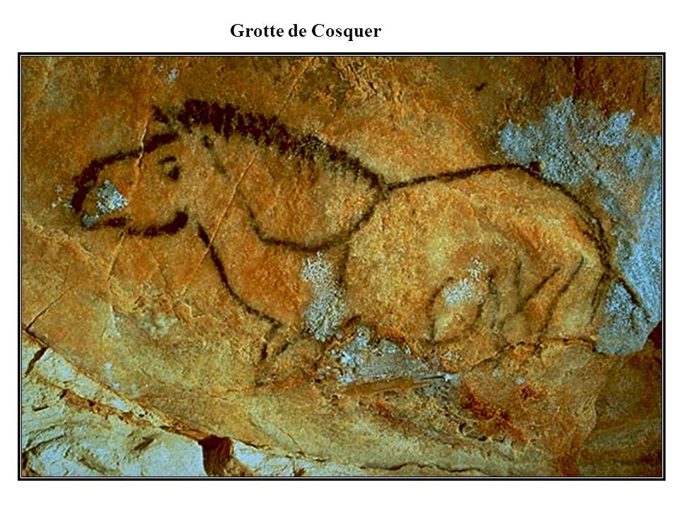 Grotte de Cosquer