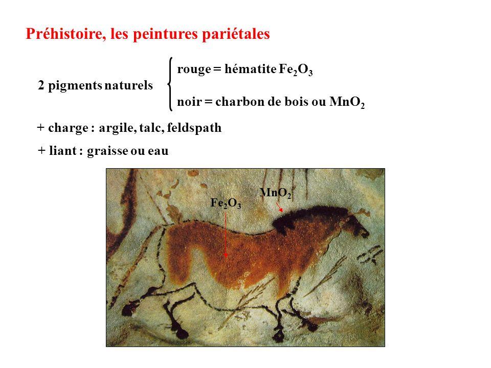 Préhistoire, les peintures pariétales