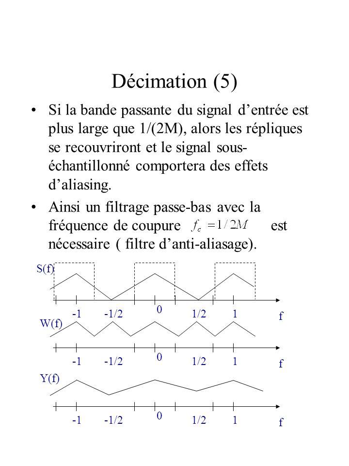 Décimation (5)