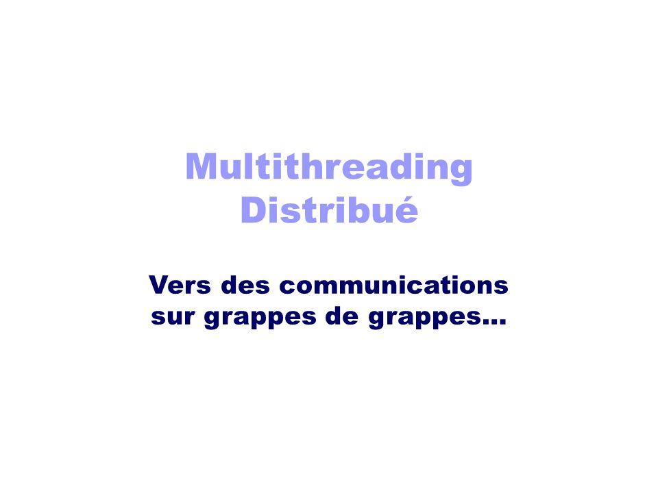 Multithreading Distribué