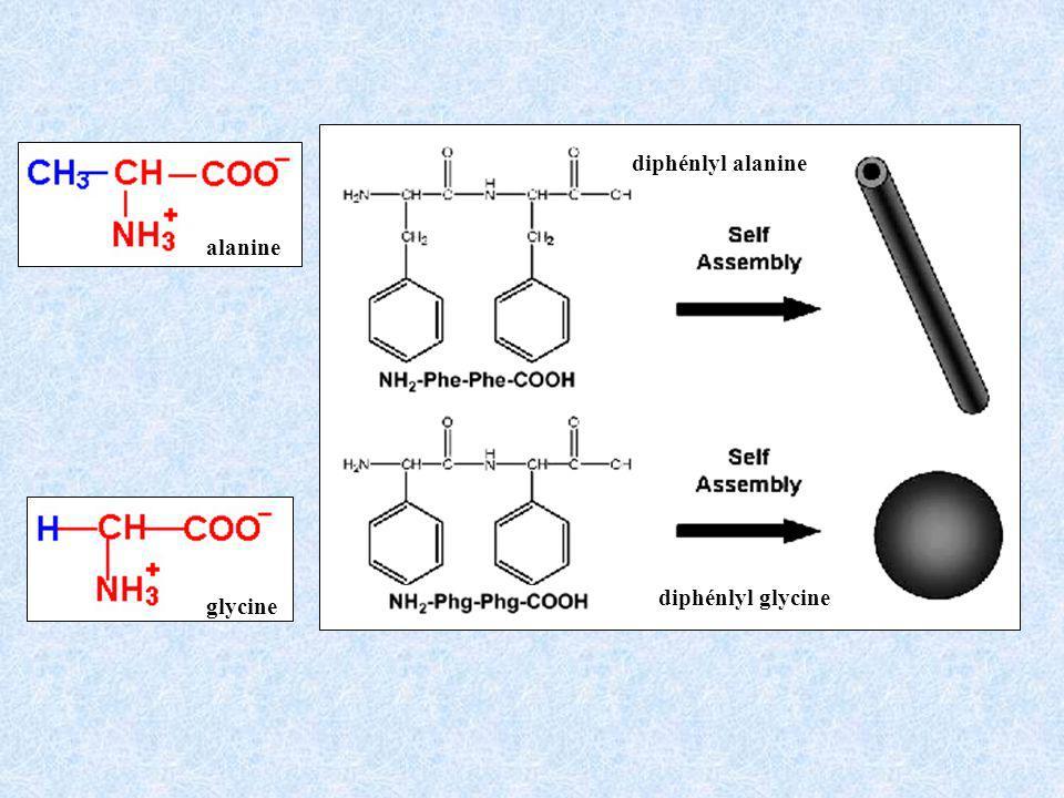 diphénlyl alanine diphénlyl glycine alanine glycine