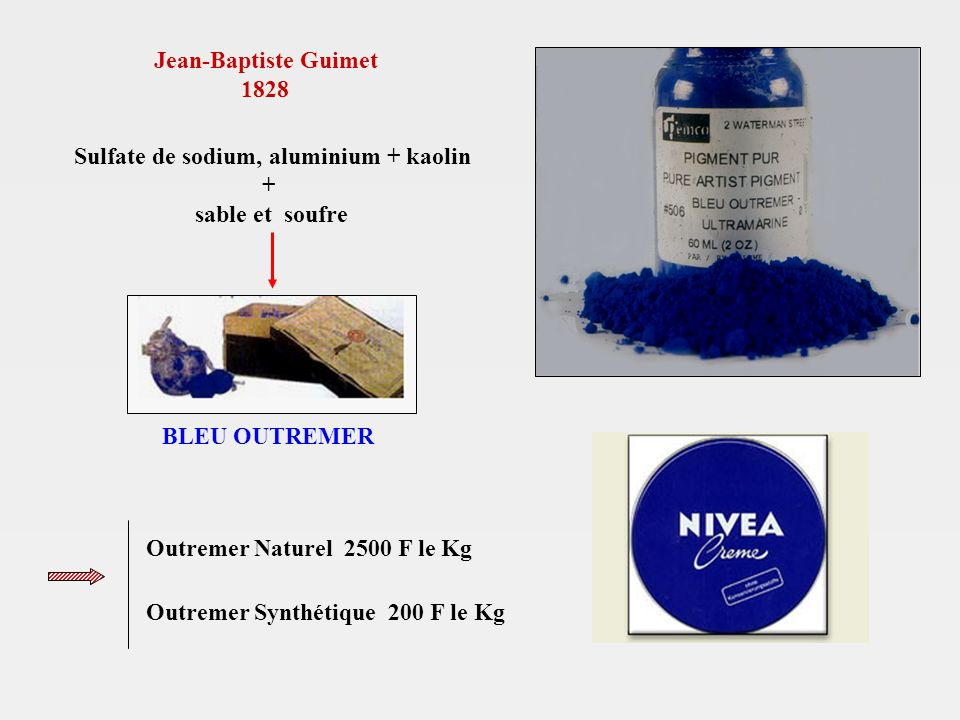 Sulfate de sodium, aluminium + kaolin