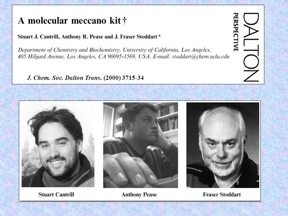 J. Chem. Soc. Dalton Trans. (2000) 3715-34