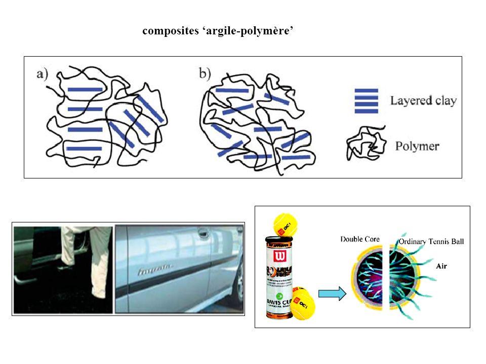 composites 'argile-polymère'