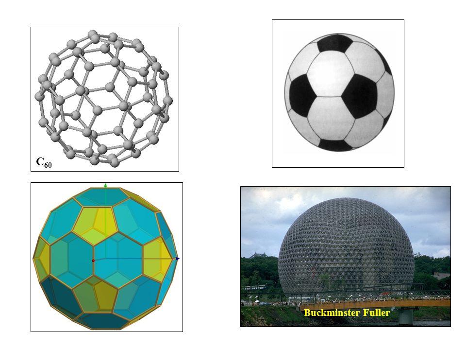 C60 Buckminster Fuller