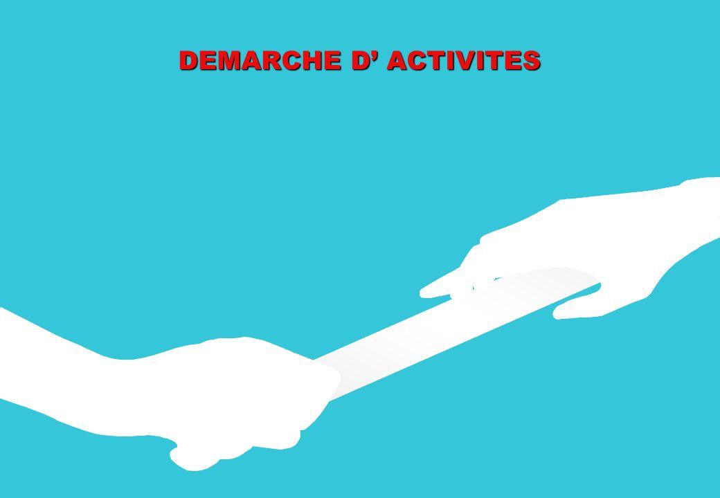 DEMARCHE D' ACTIVITES
