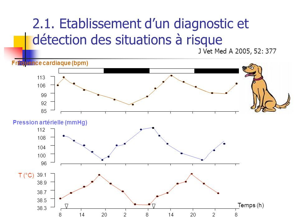 2.1. Etablissement d'un diagnostic et détection des situations à risque
