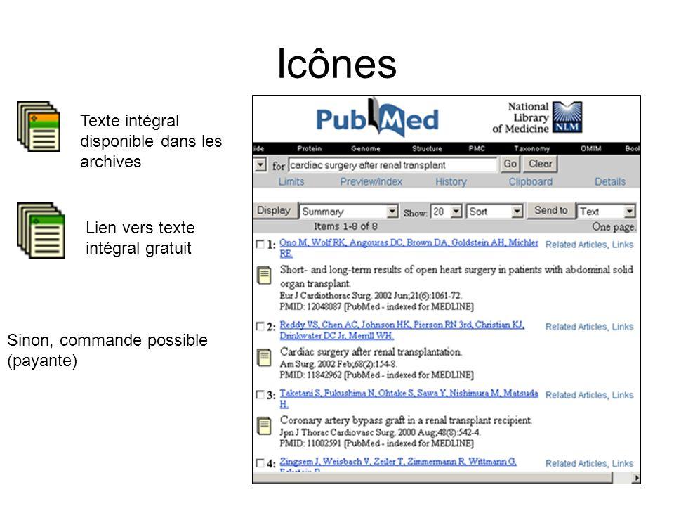 Icônes Texte intégral disponible dans les archives