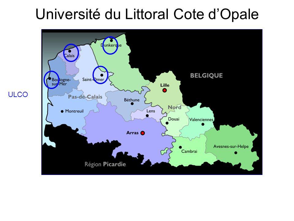 Université du Littoral Cote d'Opale