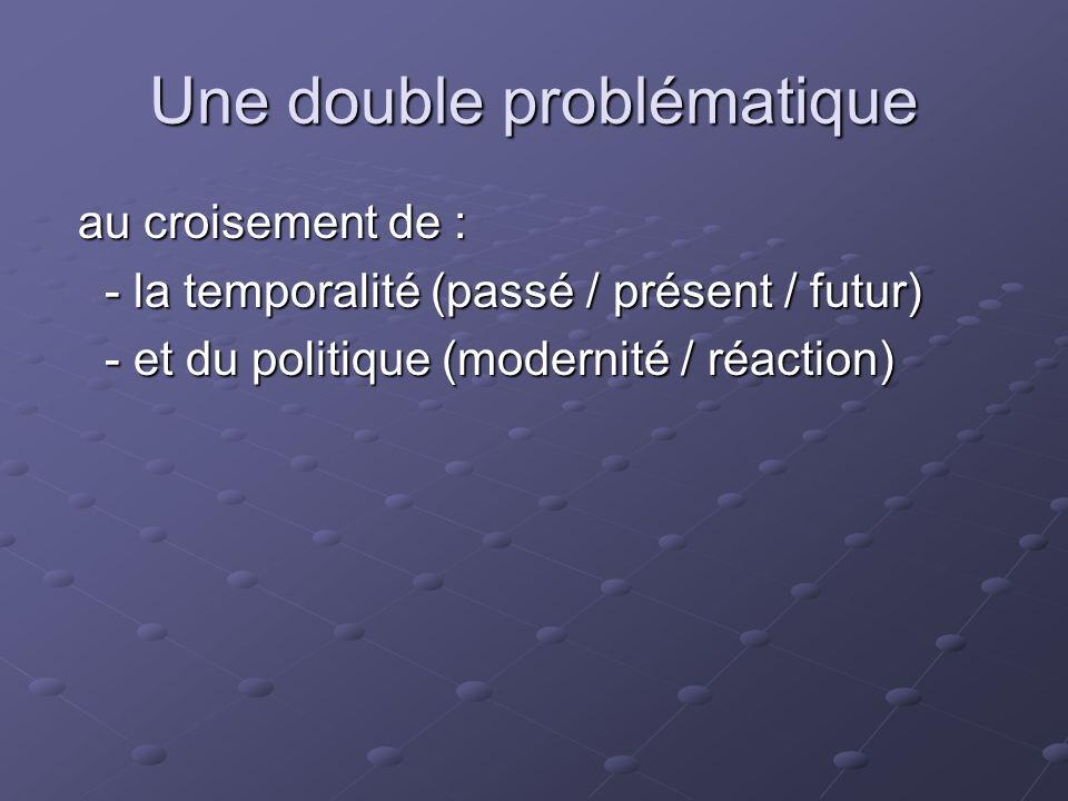 Une double problématique