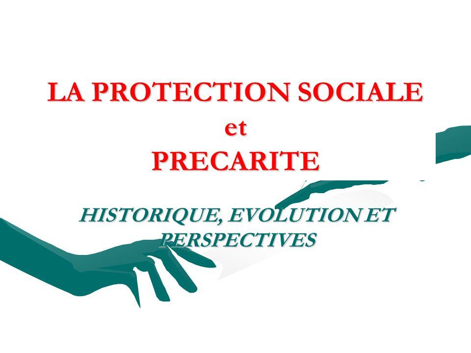 LA PROTECTION SOCIALE et PRECARITE