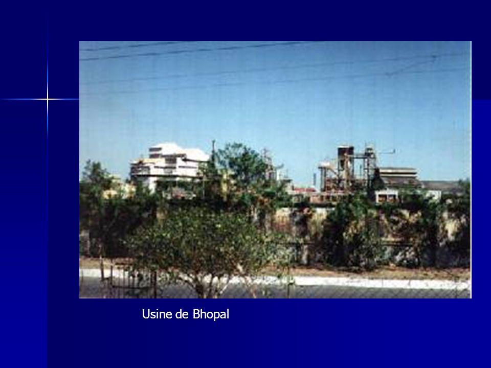 Usine de Bhopal