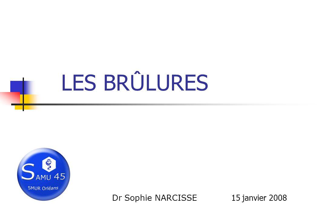 Dr Sophie NARCISSE 15 janvier 2008