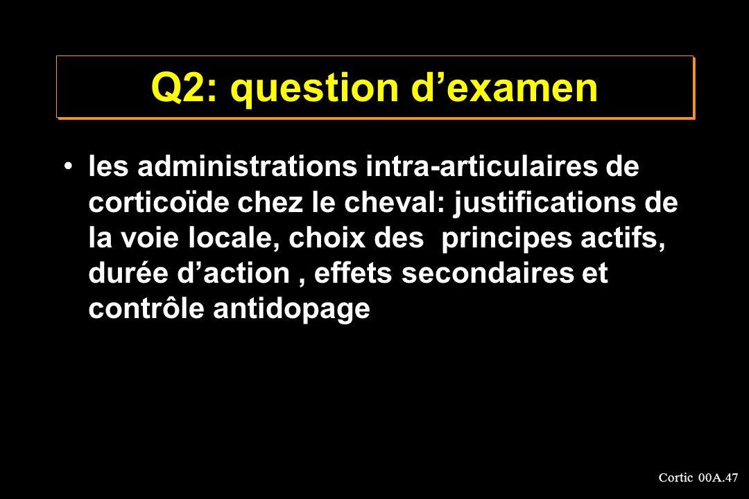 Q2: question d'examen