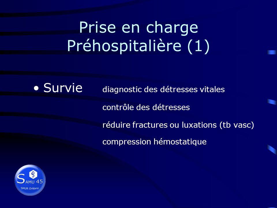 Prise en charge Préhospitalière (1)