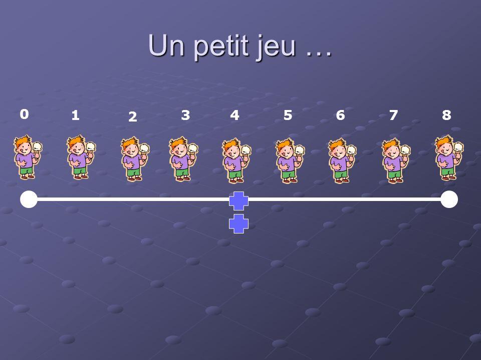Un petit jeu … 1. 2. 3. 4. 5. 6. 7. 8.