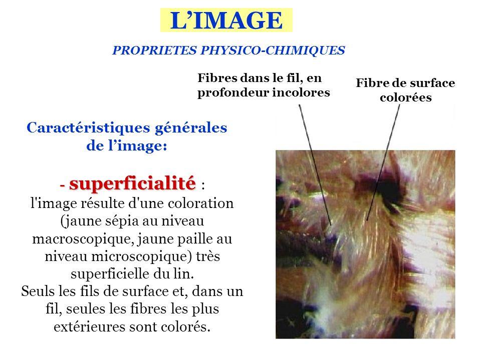 PROPRIETES PHYSICO-CHIMIQUES Caractéristiques générales