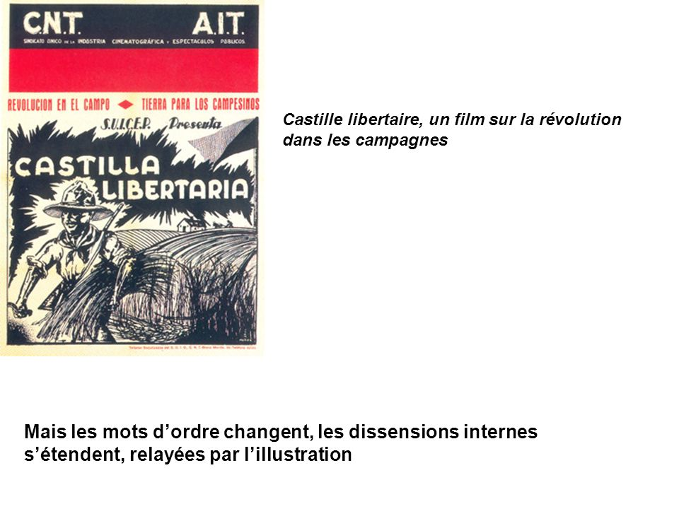 Castille libertaire, un film sur la révolution dans les campagnes