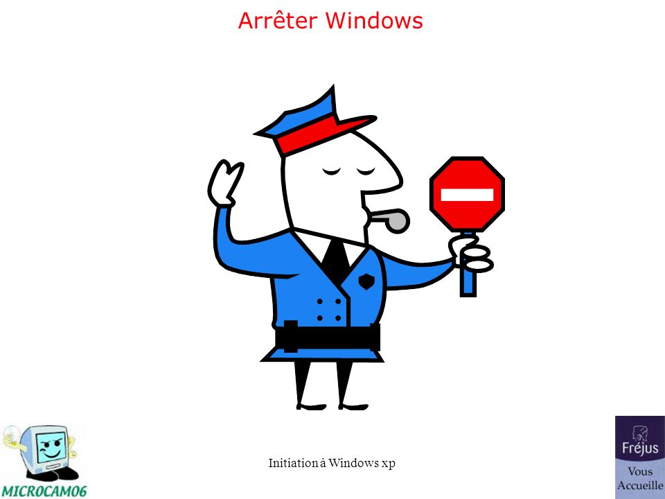 Arrêter Windows