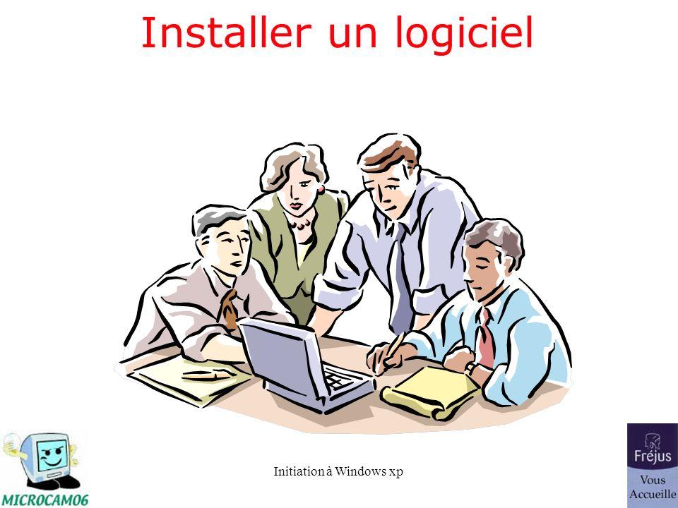 Installer un logiciel