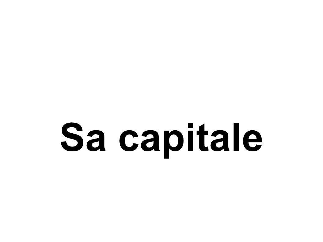 Sa capitale