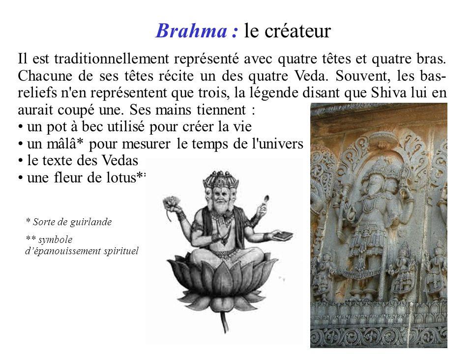 Brahma : le créateur