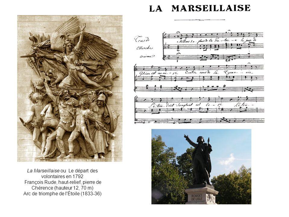 La Marseillaise ou Le départ des volontaires en 1792