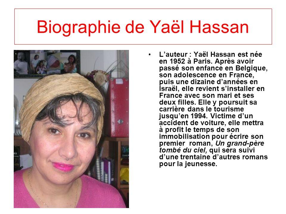 Biographie de Yaël Hassan