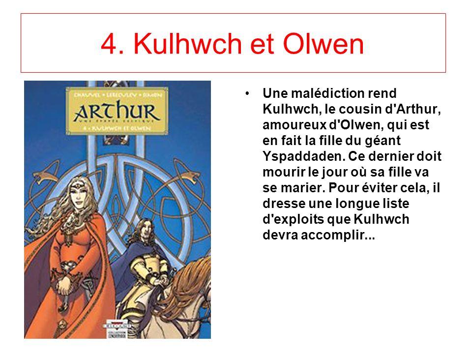 4. Kulhwch et Olwen