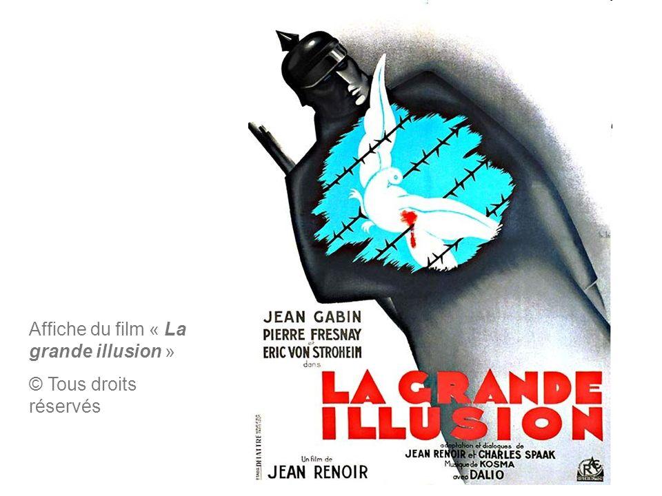Affiche du film « La grande illusion »