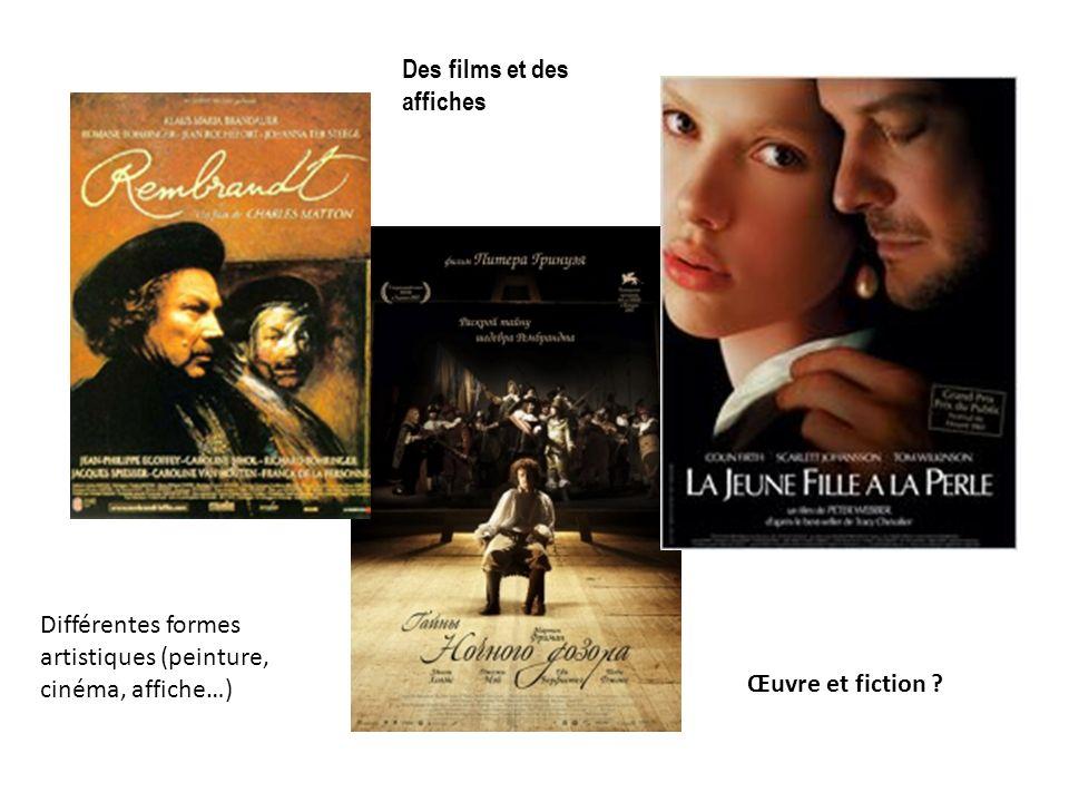 Des films et des affiches