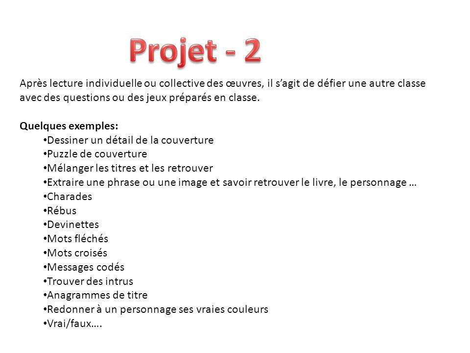 Projet - 2