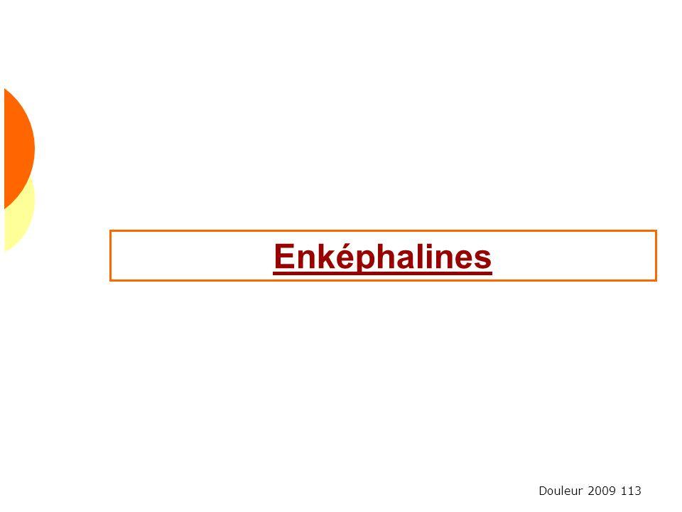 Enképhalines