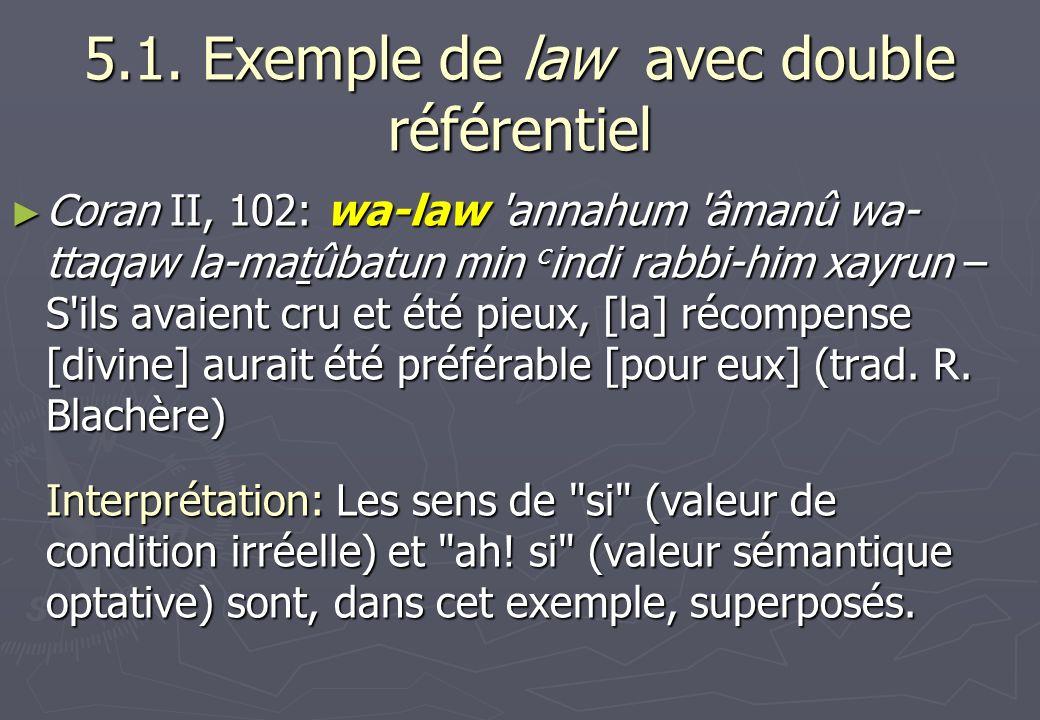 5.1. Exemple de law avec double référentiel