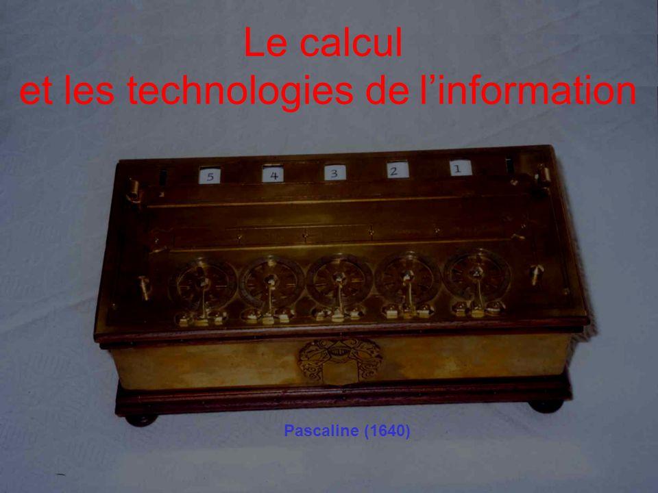 et les technologies de l'information