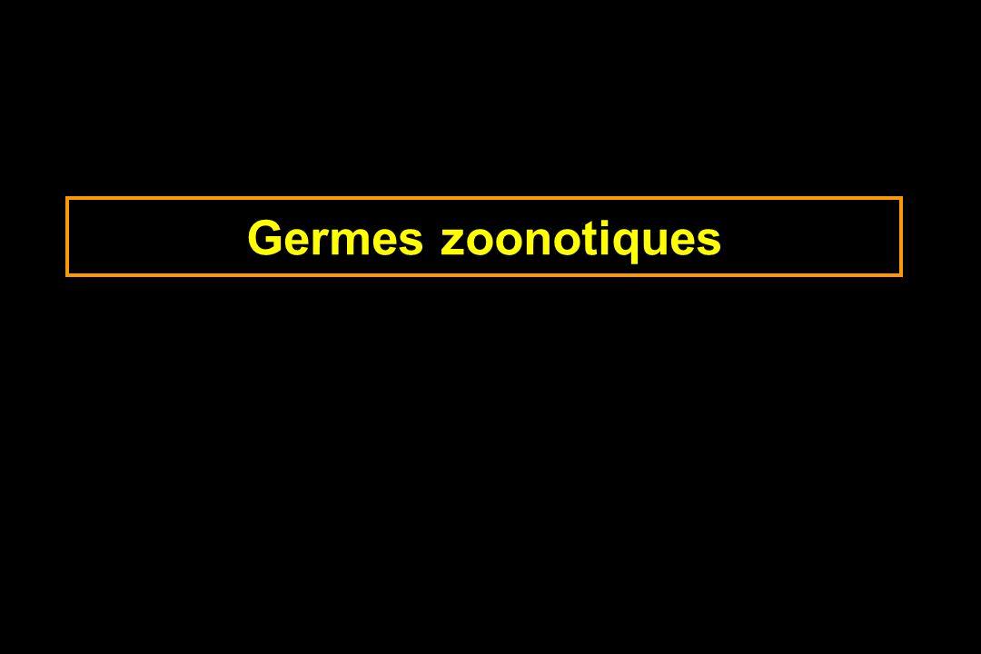 Germes zoonotiques