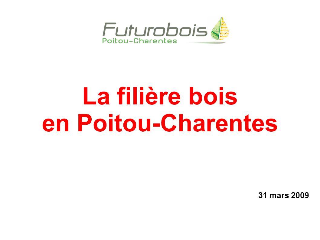 La filière bois en Poitou-Charentes