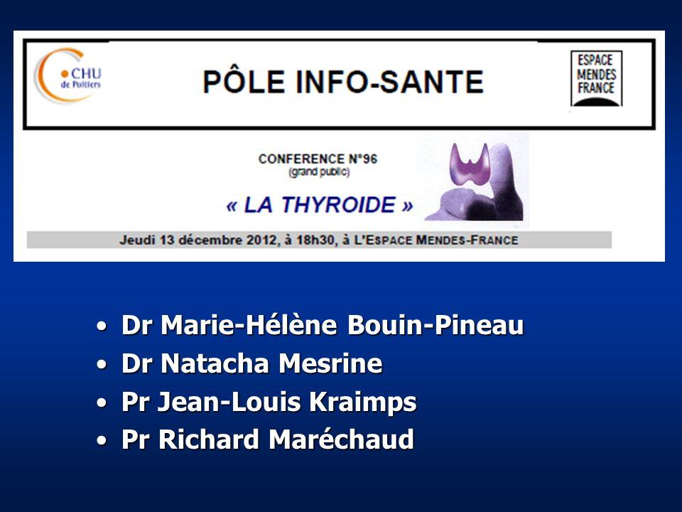 Dr Marie-Hélène Bouin-Pineau