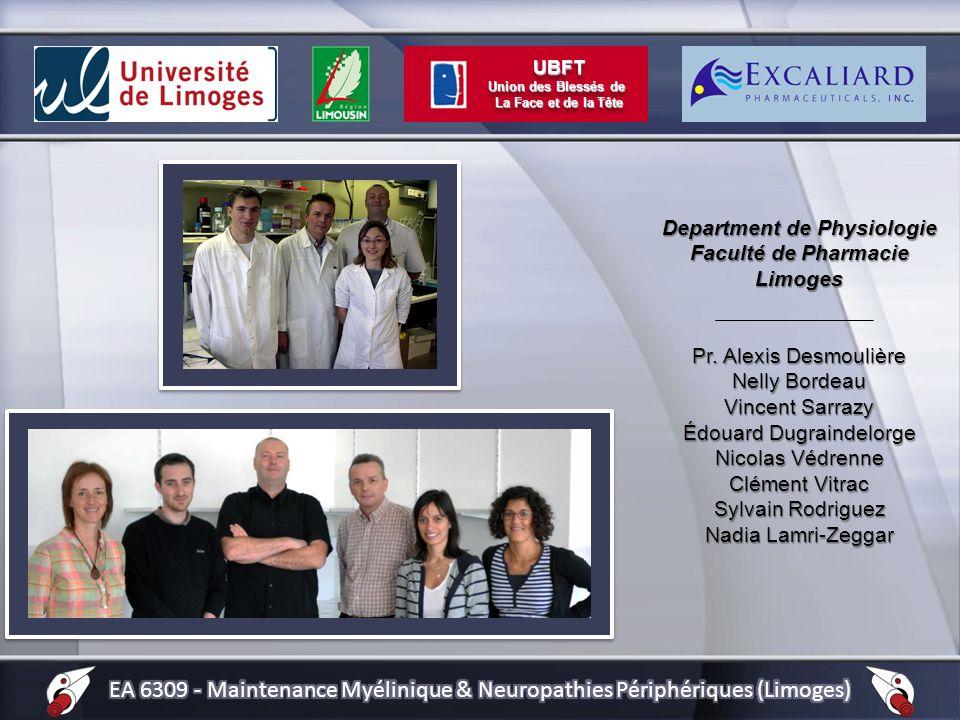 Department de Physiologie
