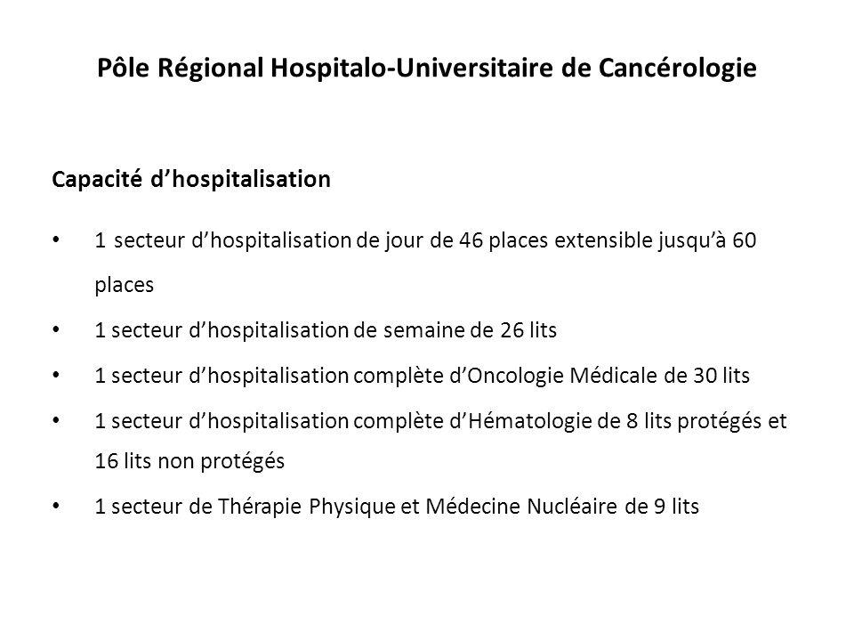 Pôle Régional Hospitalo-Universitaire de Cancérologie