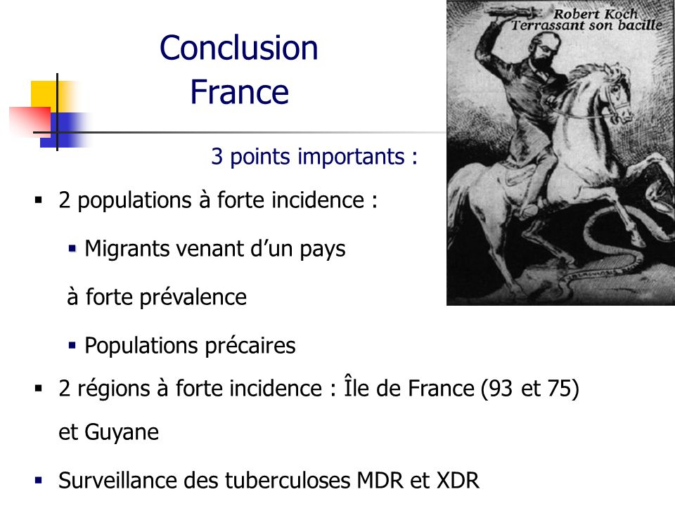 Conclusion France 3 points importants :