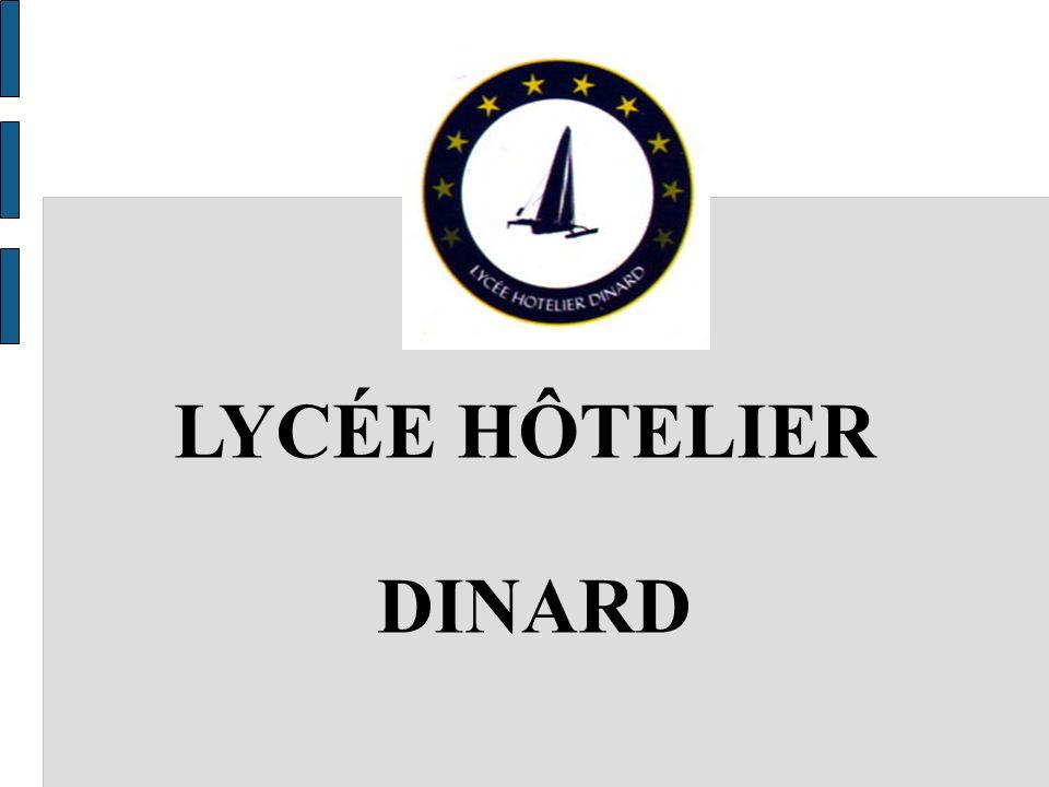 LYCÉE HÔTELIER DINARD 1