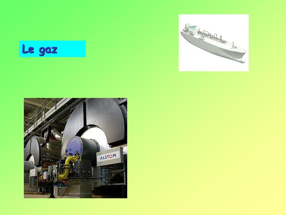 Le gaz environnement et énergies