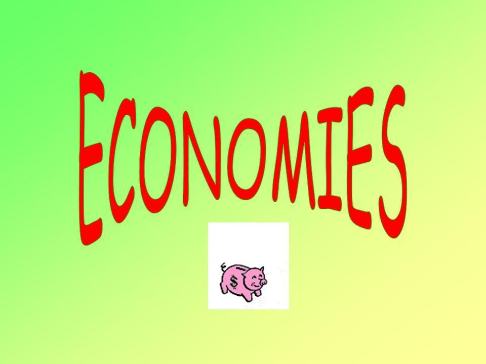 ECONOMIES environnement et énergies