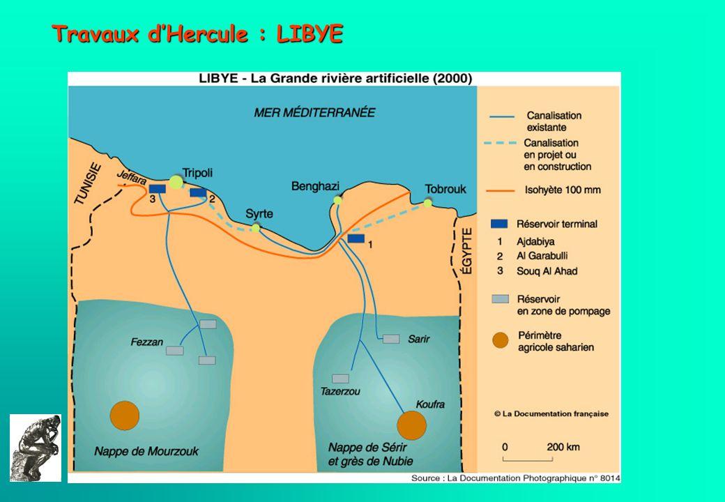 Travaux d'Hercule : LIBYE