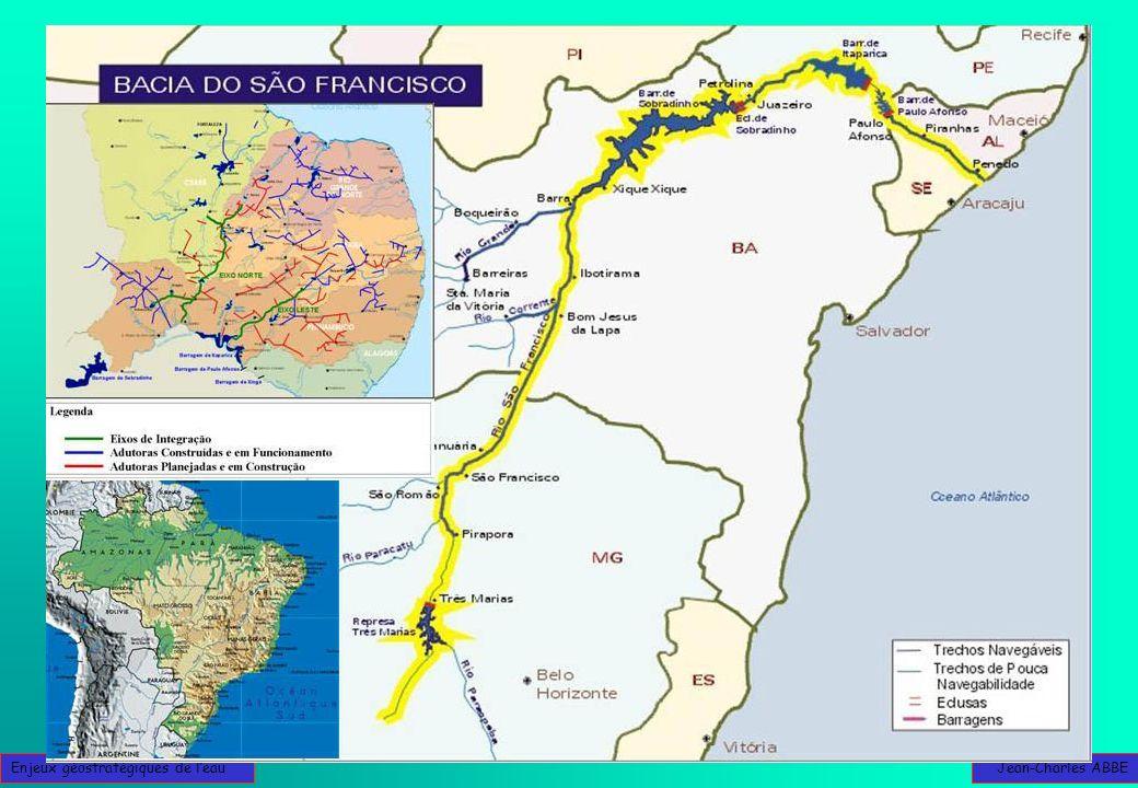 Enjeux géostratégiques de l'eau