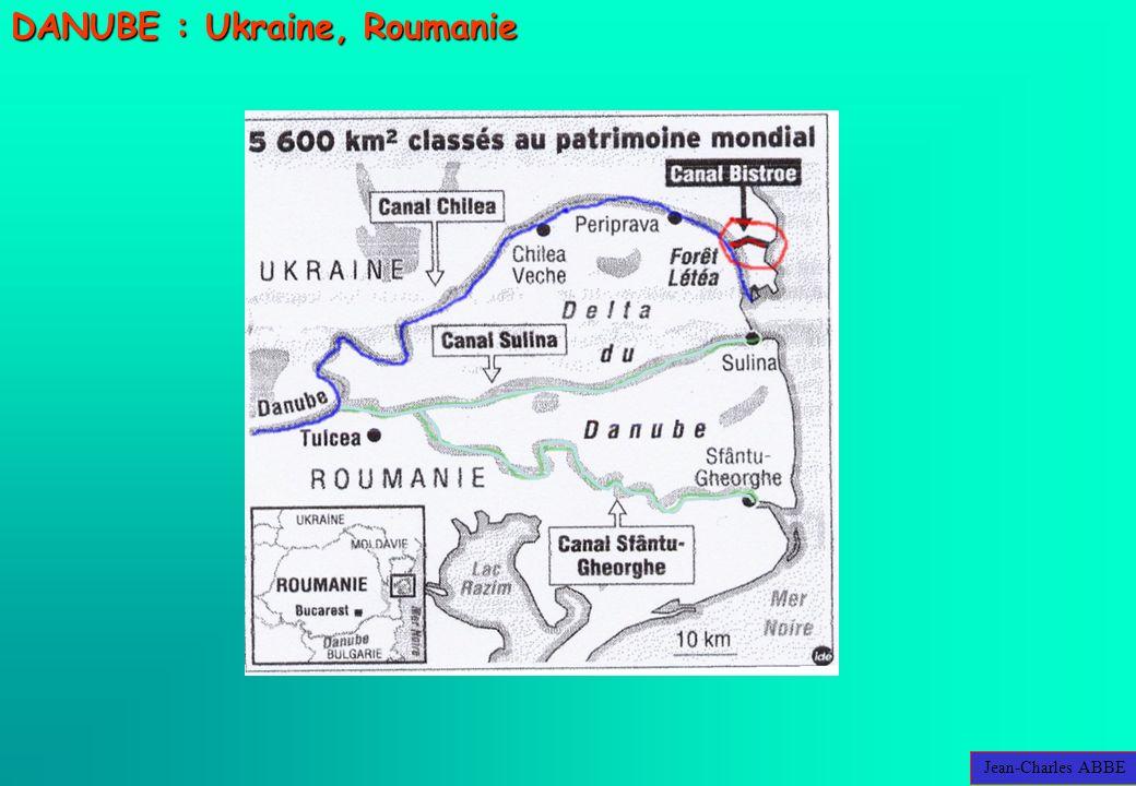 DANUBE : Ukraine, Roumanie